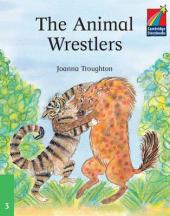 The Animal Wrestlers ELT Edition - фото обкладинки книги
