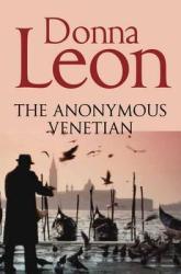 The Anonymous Venetian - фото обкладинки книги