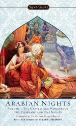 The Arabian Nights. Vol.1. The Marvels and Wonders of the Thousand and One Nights - фото обкладинки книги