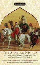 The Arabian Nights. Vol.2. More Marvels and Wonders of the Thousand and One Nights - фото обкладинки книги