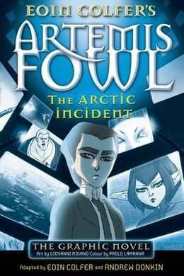 The Arctic Incident : The Graphic Novel - фото книги