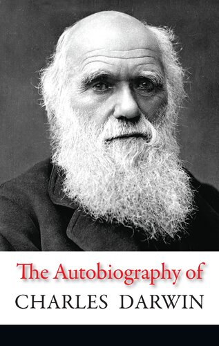 Книга The Autobiography of Charles Darwin