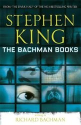 The Bachman Books - фото обкладинки книги