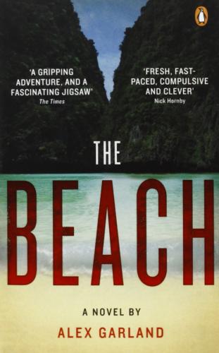 Книга The Beach
