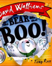 The Bear Who Went Boo! - фото обкладинки книги
