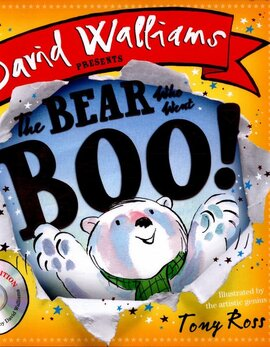 The Bear Who Went Boo! - фото книги