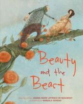 The Beauty and the Beast - фото обкладинки книги