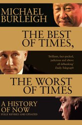 The Best of Times, The Worst of Times : A History of Now - фото обкладинки книги