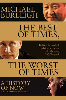 The Best of Times, The Worst of Times : A History of Now - фото книги