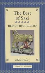 The Best Short Stories of Saki - фото обкладинки книги