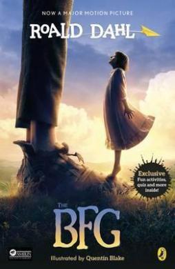 The BFG - фото книги
