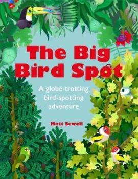 The Big Bird Spot - фото книги