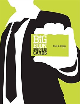 The Big Book of Business Cards - фото книги
