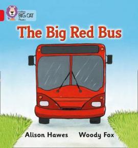 Книга The Big Red Bus
