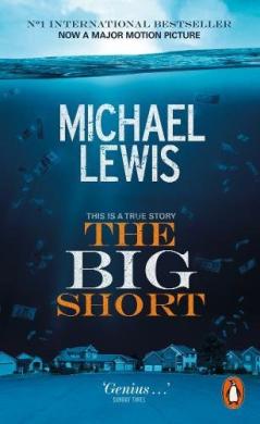 The Big Short: Inside the Doomsday Machine - фото книги