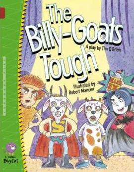 Книга The Billy Goats Tough