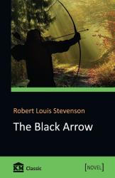 The Black Arrow - фото обкладинки книги