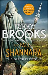The Black Elfstone: Book One of the Fall of Shannara - фото обкладинки книги
