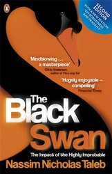 The Black Swan: The Impact of the Highly Improbable - фото обкладинки книги