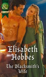 The Blacksmith's Wife - фото обкладинки книги