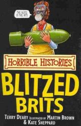 The Blitzed Brits - фото обкладинки книги