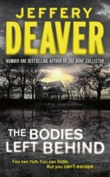The Bodies Left Behind - фото обкладинки книги
