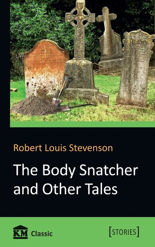Книга The Body Snatcher and Other Tales