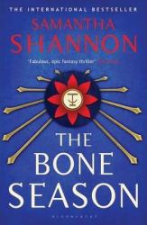 The Bone Season - фото обкладинки книги