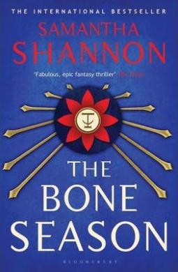 The Bone Season - фото книги