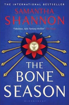 Книга The Bone Season