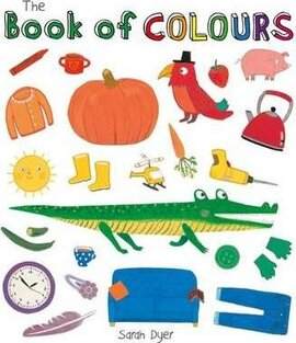 The Book of Colours - фото книги