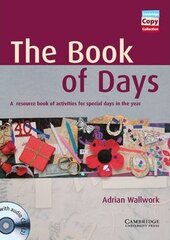The Book of Days Book and Audio CDs (2): A Resource Book of Activities for Special Days in the Year - фото обкладинки книги