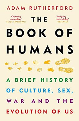The Book of Humans: A Brief History of Culture, Sex, War and the Evolution of Us - фото книги