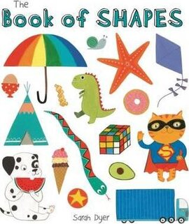 The Book of Shapes - фото книги