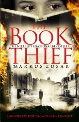 The Book Thief - фото обкладинки книги