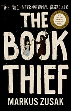 The Book Thief - фото книги