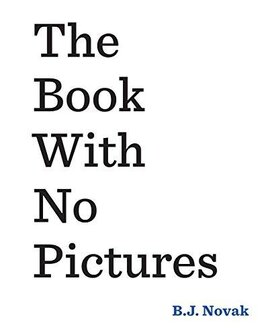 The Book With No Pictures - фото книги
