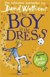 The Boy in the Dress - фото обкладинки книги