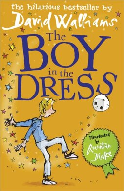 The Boy in the Dress - фото книги