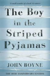 The Boy in the Striped Pyjamas - фото обкладинки книги
