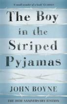 Книга The Boy in the Striped Pyjamas