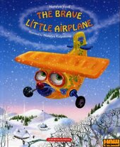 The Brave Little Airplane - фото обкладинки книги