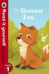 The Bravest Fox - Read it yourself with Ladybird: Level 1 - фото обкладинки книги