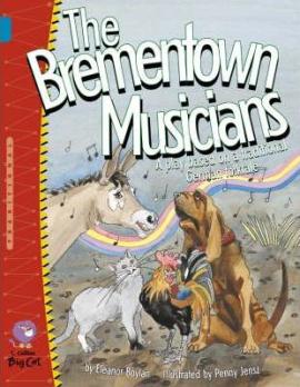 Книга The Brementown Musicians