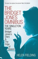 The Bridget Jones Omnibus: The Singleton Years - фото обкладинки книги