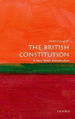 The British Constitution: A Very Short Introduction - фото книги