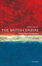 The British Empire: A Very Short Introduction - фото обкладинки книги