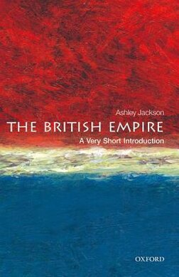 The British Empire: A Very Short Introduction - фото книги