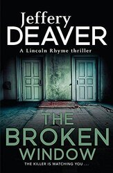 The Broken Window : Lincoln Rhyme Book 8 - фото обкладинки книги