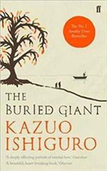 The Buried Giant - фото обкладинки книги